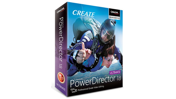 CyberLink PowerDirector 18 Ultimate 0 jpg