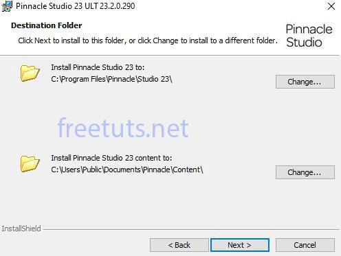 download pinnacale studio 23 ultimate setup 10 jpg