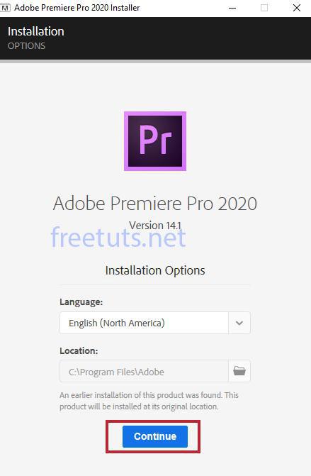 adobe premiere pro cc 2020 setup 4 jpg
