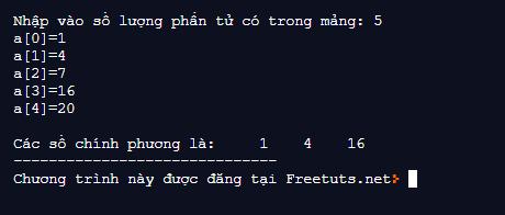 so chinh phuong PNG