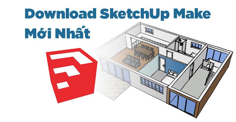 SketchUp Make moi nhat jpg