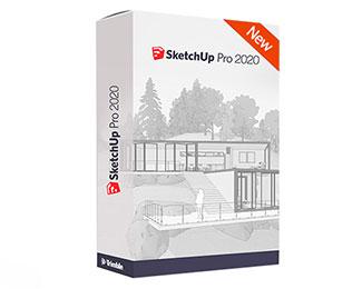 Download SketchUp PRO: Phần mềm thiết kế mô hình 3D