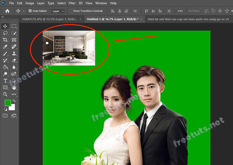 tach hinh ra khoi nen trong photoshop 31 jpg