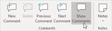 show comments png