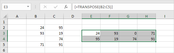 transpose table png
