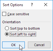 sort left to right png
