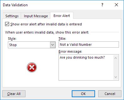 enter error message png