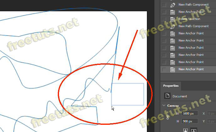 cach ve duong cong trong photoshop 7 jpg