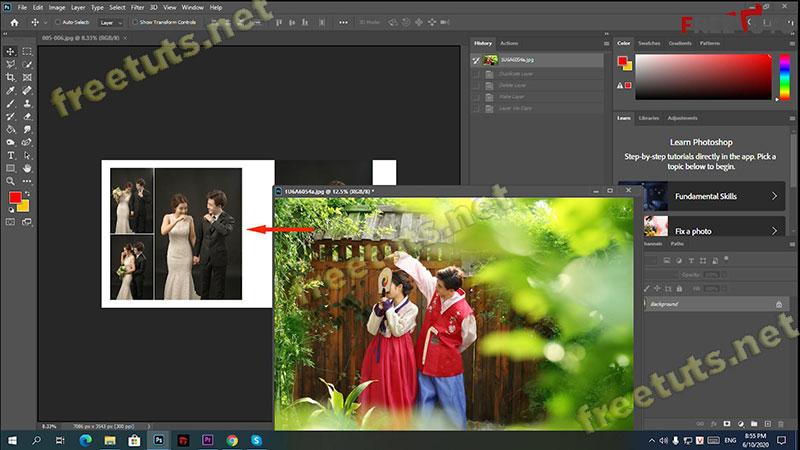 copy layer trong pts 15 jpg