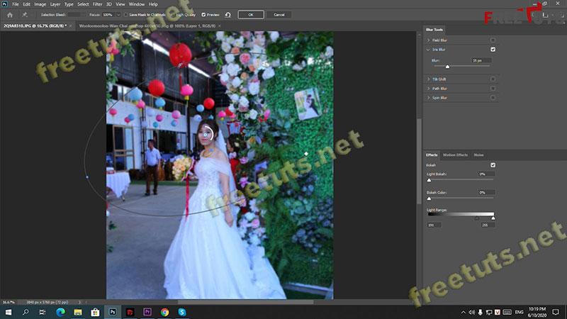 cach lam mo phong nen trong photoshop 13 jpg