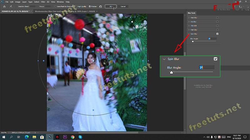 cach lam mo phong nen trong photoshop 17 jpg