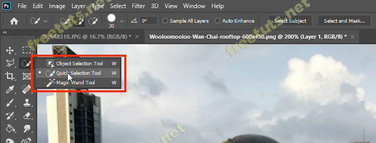 cach lam mo phong nen trong photoshop 18 jpg