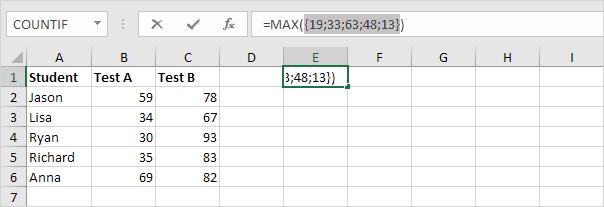 array constant png