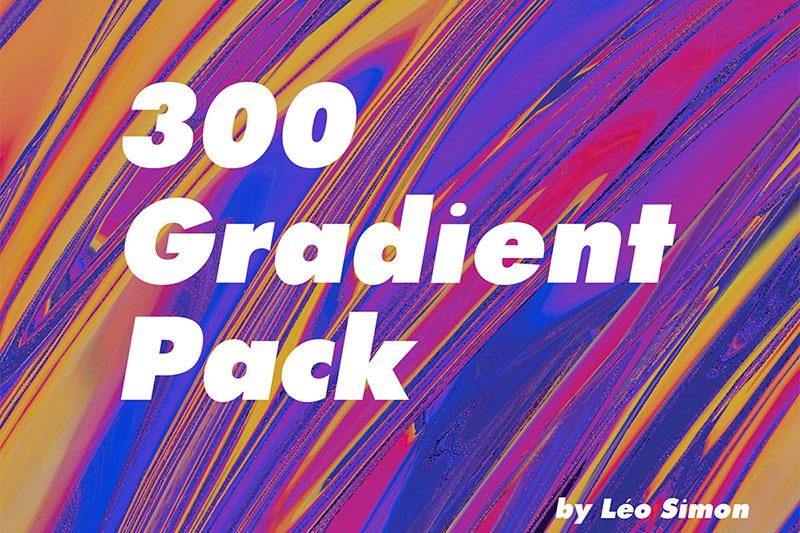 300 Free Gradient Pack jpg