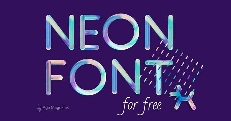 29 NEON FONT jpg