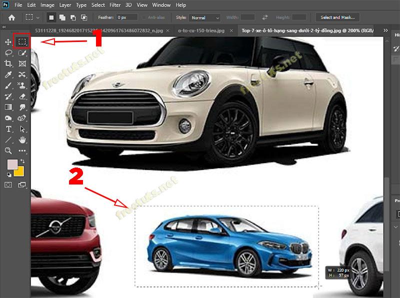 cach xoa vat the trong photoshop 1 jpg