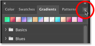 Cach tao Gradient cau vong trong Photoshop 3 png