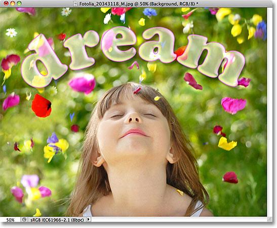 Opacity va Fill trong Photoshop 15 jpg