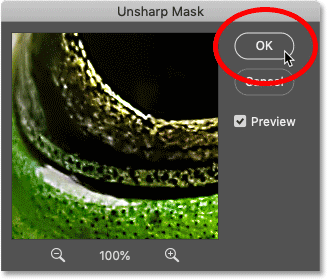 Cach lam net anh bang photoshop voi Unsharp Mask 25 png