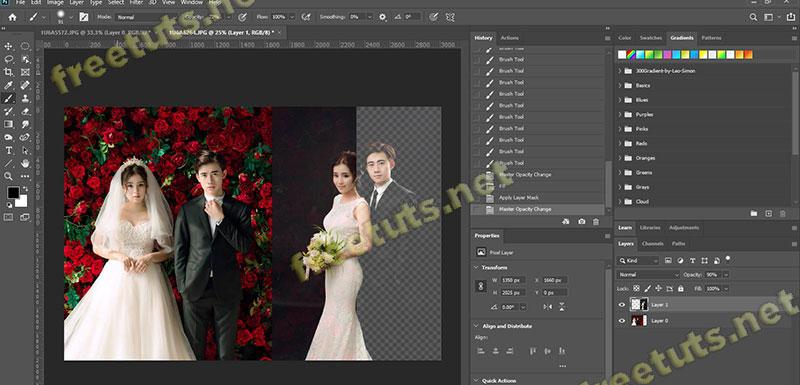 layer mask trong photoshop 2 jpg