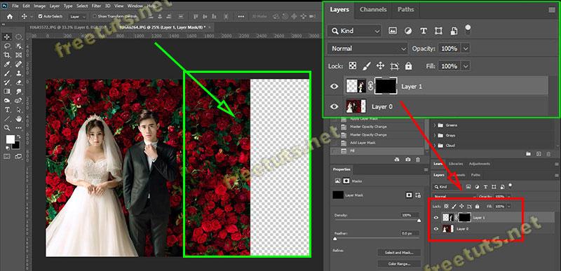layer mask trong photoshop 7 jpg