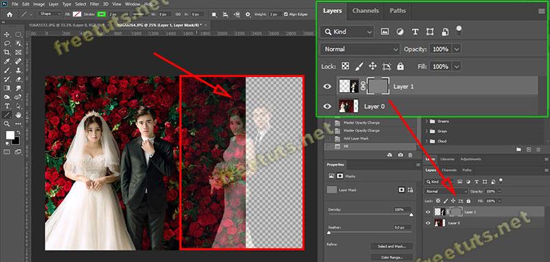 layer mask trong photoshop 9 jpg
