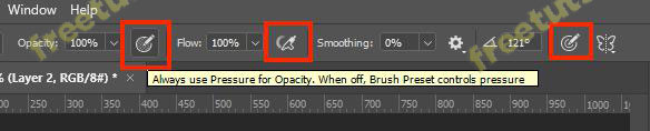 cach su dung brush trong photoshop 22 jpg