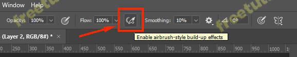 cach su dung brush trong photoshop 8 jpg