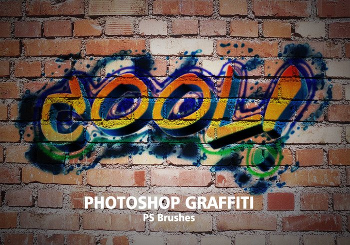 20 graffiti ps brushes abr vol 1 jpg