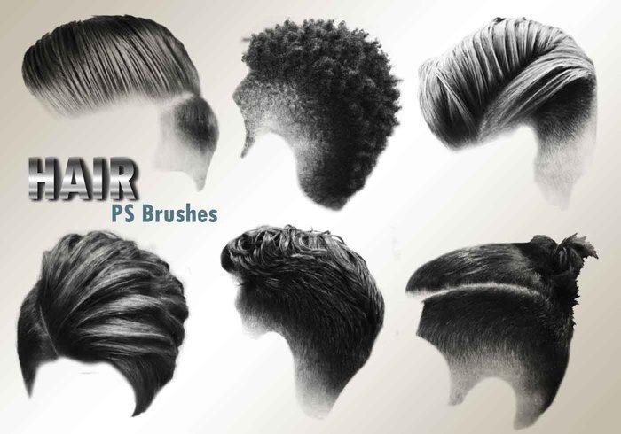 20 hair male ps brushes abr vol 3 jpg