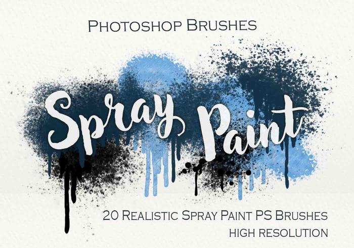 20 spray paint ps brushes abr jpg