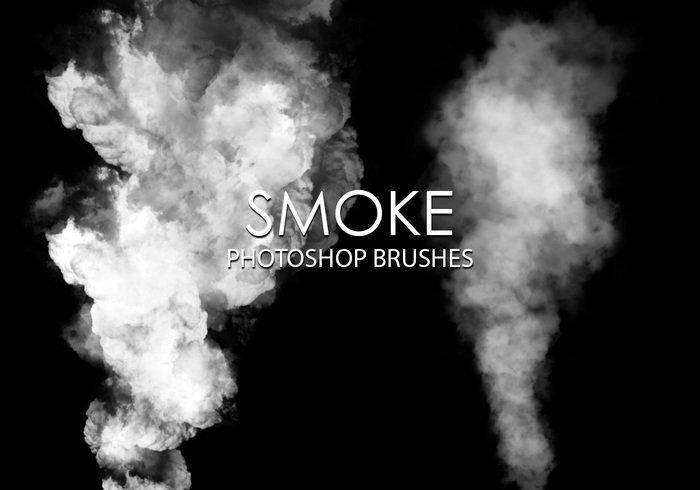 free smoke photoshop brushes jpg