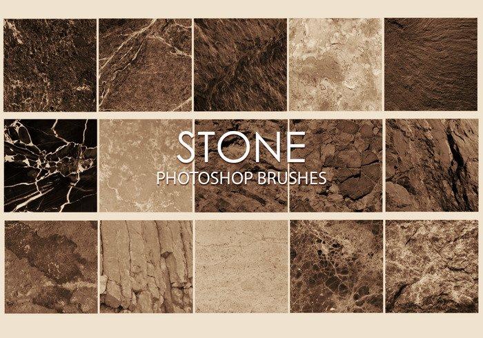 free stone photoshop brushes 6 jpg
