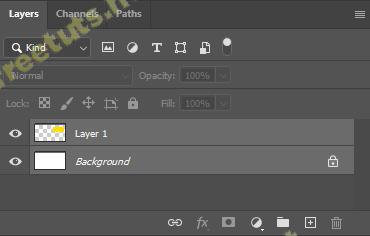 cach can giua layer trong photoshop 5 jpg
