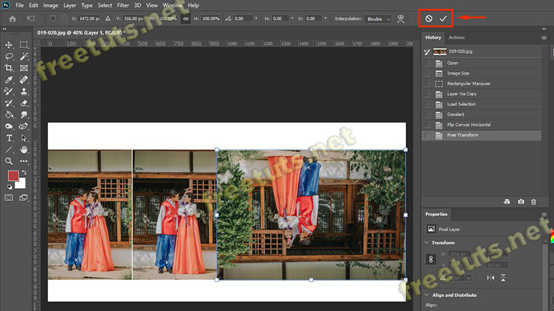 cach lat layer trong Photoshop 7 jpg