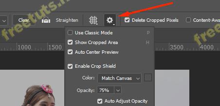 cong cu crop tool trong Photoshop 9 jpg