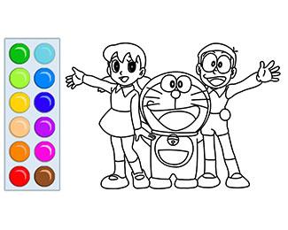 Hơn 200+ tranh tô màu cho bé, tải về in ra để bé tập tô màu