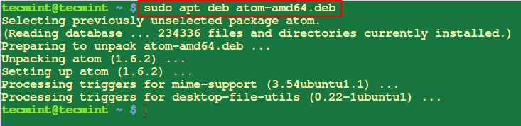 Install Deb Package png