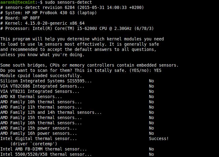 Detect Sensors in Linux png