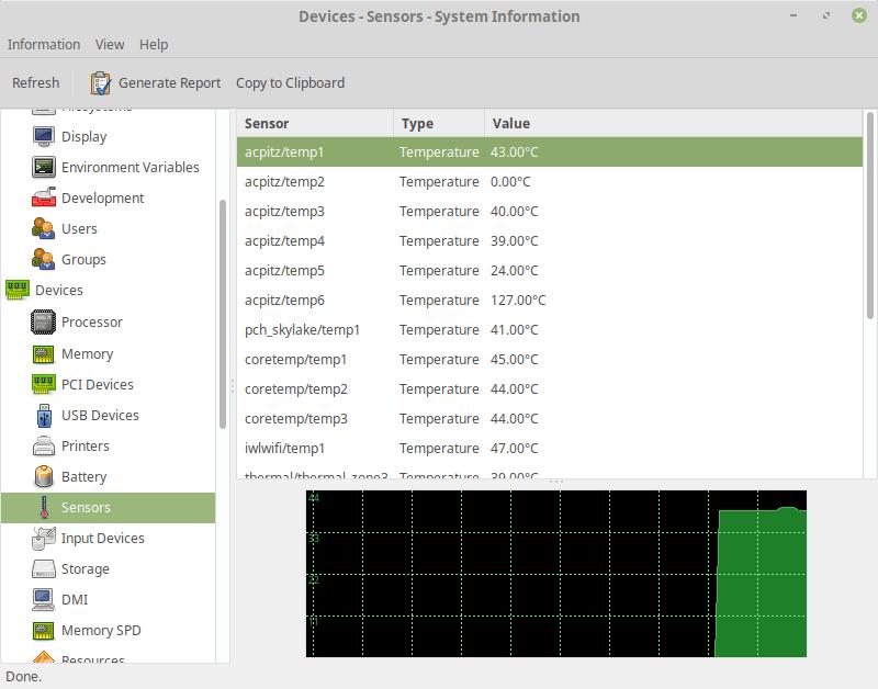View Sensors Information in Ubuntu png