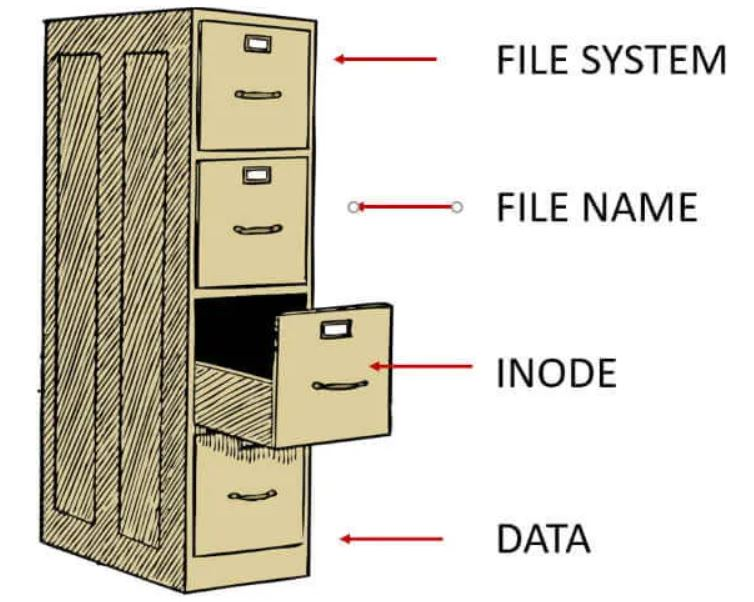 file structure JPG