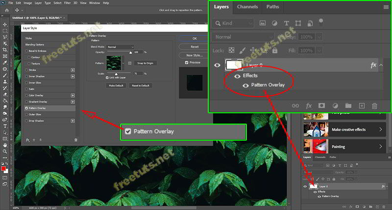 cach tao pattern trong photoshop 17 jpg