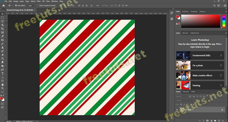 cach tao pattern trong photoshop 19 jpg
