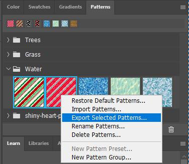 cach tao pattern trong photoshop 27 jpg
