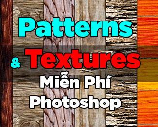 Tải 60 Textures và Pattern Photoshop đẹp miễn phí chất lượng cao