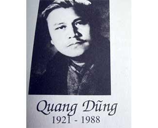 Tiểu sử nhà thơ Quang Dũng, sự nghiệp sáng tác của ông