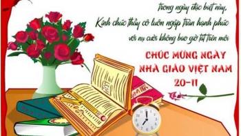 Lịch sử ra đời và ý nghĩa ngày nhà giáo Việt Nam 20 / 11