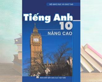 Tải sách giáo khoa tiếng anh lớp 10 (nâng cao) pdf