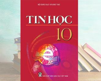 Tải sách giáo khoa tin học lớp 10 pdf