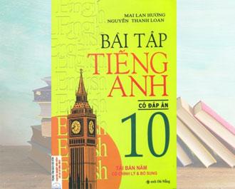 Tải sách bài tập tiếng anh lớp 10 (có đáp án) pdf - Mai Lan Hương